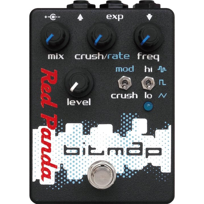 Red Panda Bitmap 《エフェクター/ビットクラッシャー》【送料無料】
