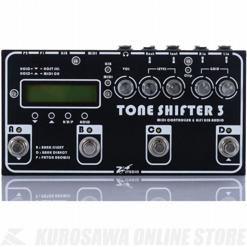 Toneshifter Toneshifter 3 《オーディオインターフェース&コントローラー》【送料無料】