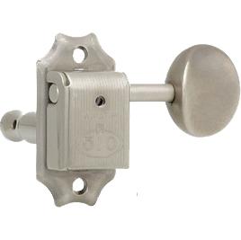 特価ブランド Gotoh / ゴトー SD510 Series for Standard Post SD510 (X Nickel / 05M)[対応ヘッド:L3+R3 ] 《ギターペグ6個set》, ベンスタイル 30f25d04