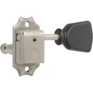 Gotoh / ゴトー SD510 Series for Standard Post SD510 (X Nickel / SLB)[対応ヘッド:L3+R3 ] 《ギターペグ6個set》