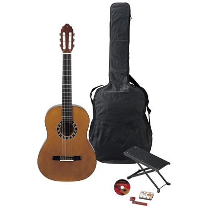 Valencia classical guitar set CG1K/NA
