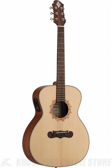 Zemaitis CAG-100FW-E GRAND AUDITORIUM 《アコースティックギター/エレアコ》【送料無料】