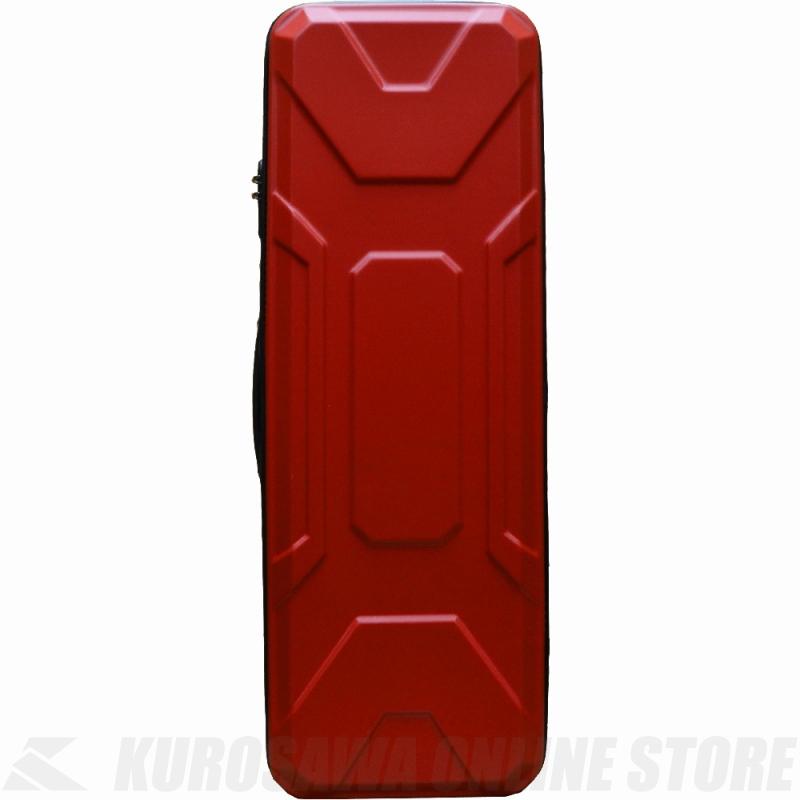 CROSSROCK CRA400VF RD (Red) 《バイオリンケース》【送料無料】(ご予約受付中)