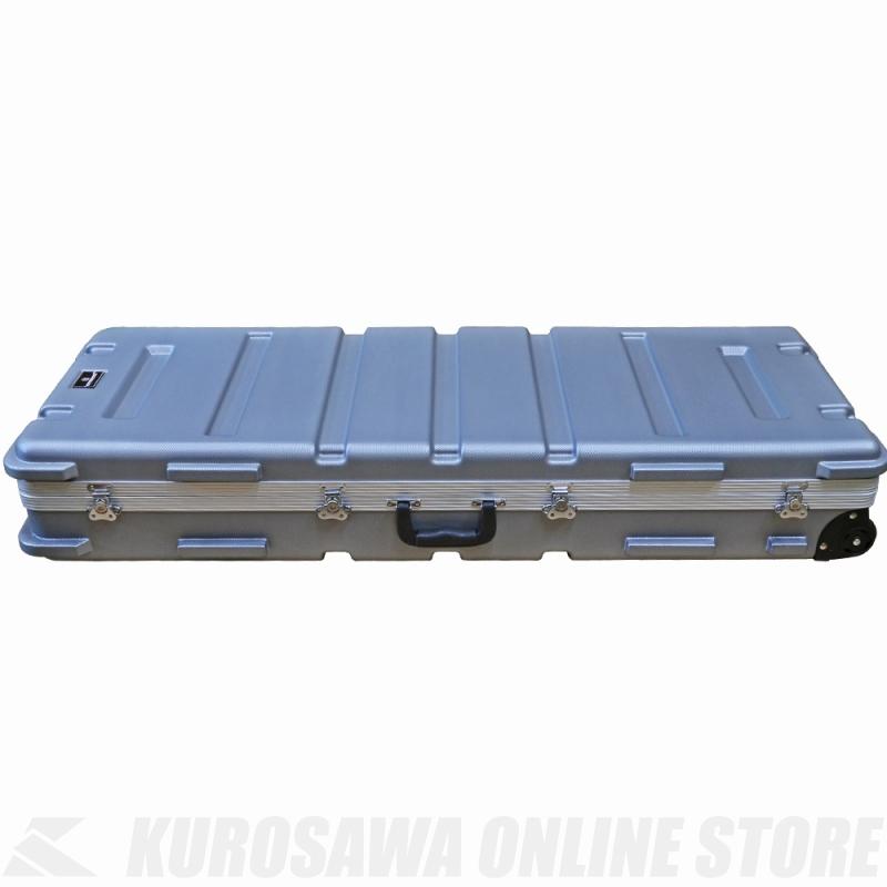 CROSSROCK CRA861K SL Silver 《61鍵キーボード用ハードケース》【送料無料】