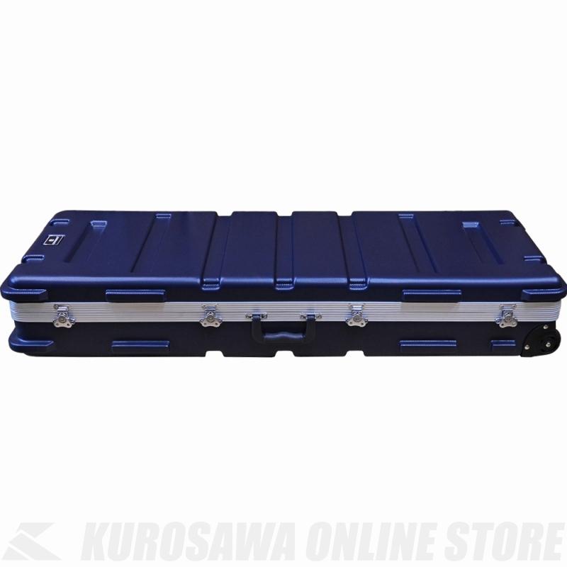 CROSSROCK CRA861K BL Dark Blue 《61鍵キーボード用ハードケース》【送料無料】