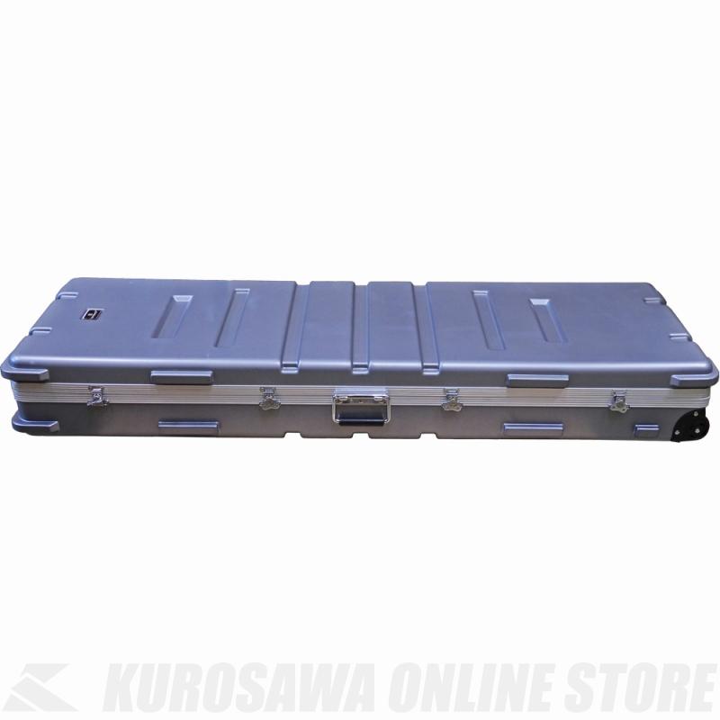 CROSSROCK CRA888K SL Silver 《72/82鍵キーボード用ハードケース》【送料無料】