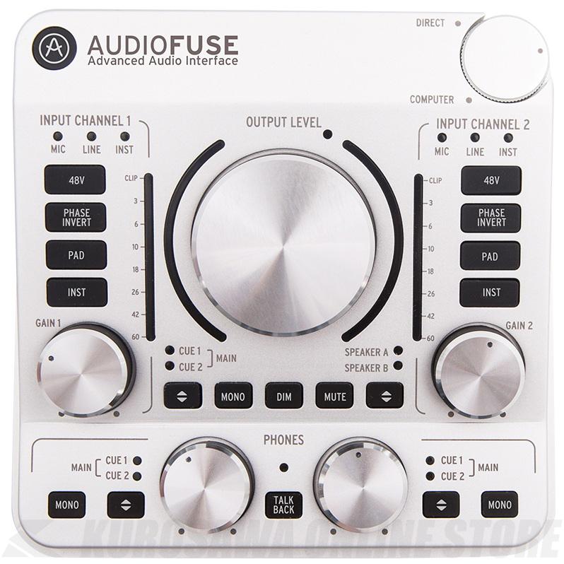ARTURIA AUDIO FUSE SV (オーディオインターフェイス)(ご予約受付中)(送料無料)