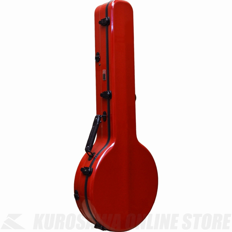CROSSROCK CRF1000BU RD (Red) 《バンジョー用ハードケース》【送料無料】