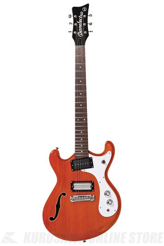 Danelectro THE 66 TORG (Transparent Orange) (エレキギター) (送料無料)