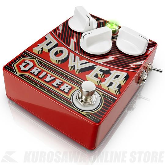 DR.NO Effects POWER DRIVER MK-II(エフェクター/オーバードライブ)(送料無料)