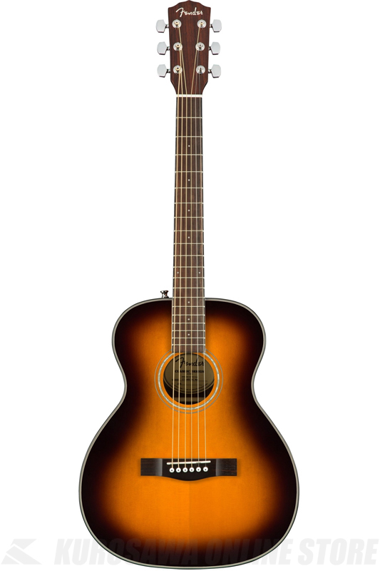 Fender CT-140SE SB W/C Sunburst (アコースティックギター/エレアコ) (送料無料)(ご予約受付中)