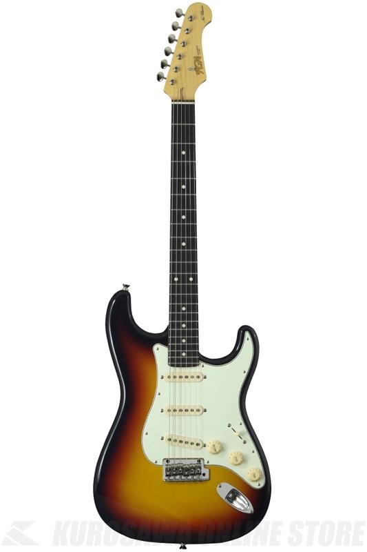 FGN KNST100 / ThinSkin ('63 3ToneSunburst) 《エレキギター》 【クロサワオリジナル】 【送料無料】