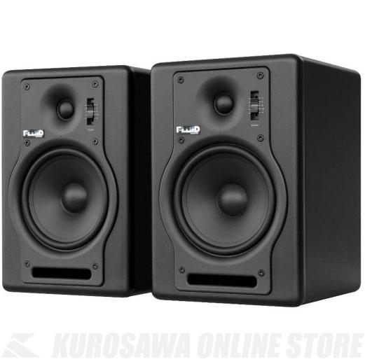 FluidAudio Fader Series F5 (Black) 1ペア 《モニタースピーカー》(送料無料)