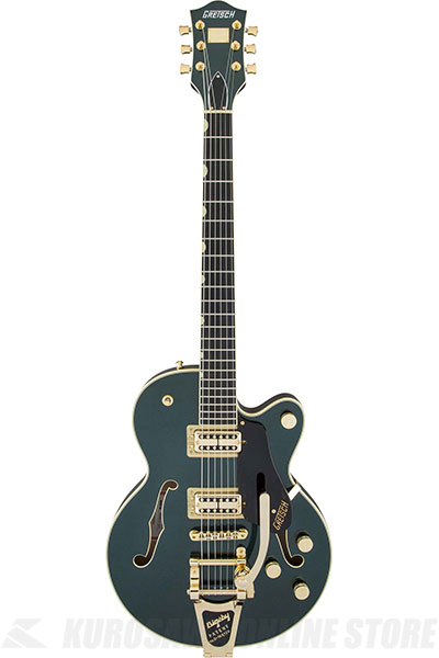 Gretsch G6659TG Players Edition Broadkaster Jr. Center Block Single-Cut (Cadillac Green Metallic) 《エレキギター》【送料無料】
