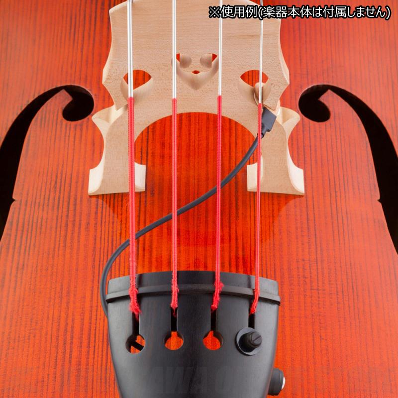 KNA Pickups Pickup DB-1 Portable Piezo Pick-up for Double-bass (コントラバス用ピックアップ)(送料無料)(ご予約受付中)