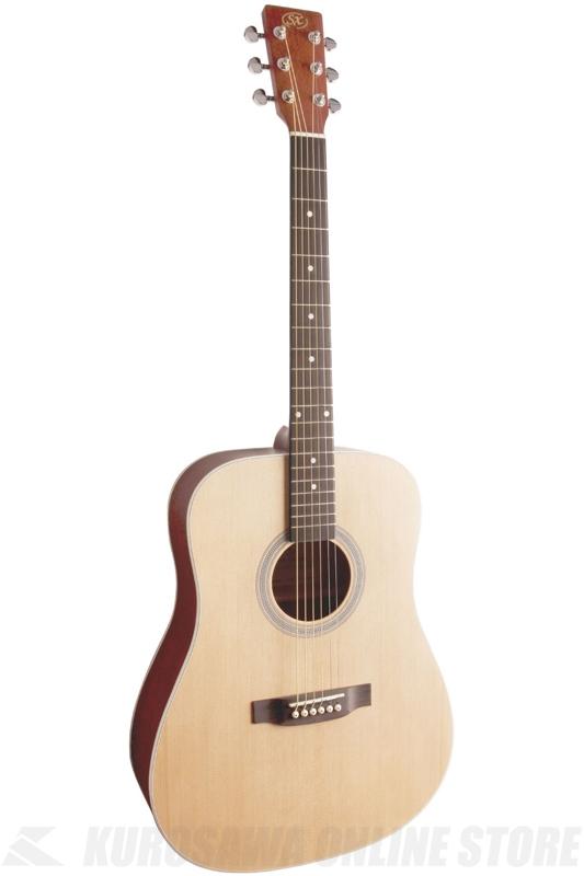 SX SD204 NAT 《ドレッドノートタイプ・アコースティックギター》 (ナチュラル) 【送料無料】(ご予約受付中)
