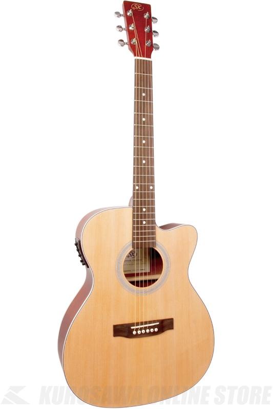 SX SO204CE NAT 《トリプルオータイプ・エレアコギター》 (ナチュラル) 【送料無料】, ミツケシ:52d1aafd --- mikow.jp