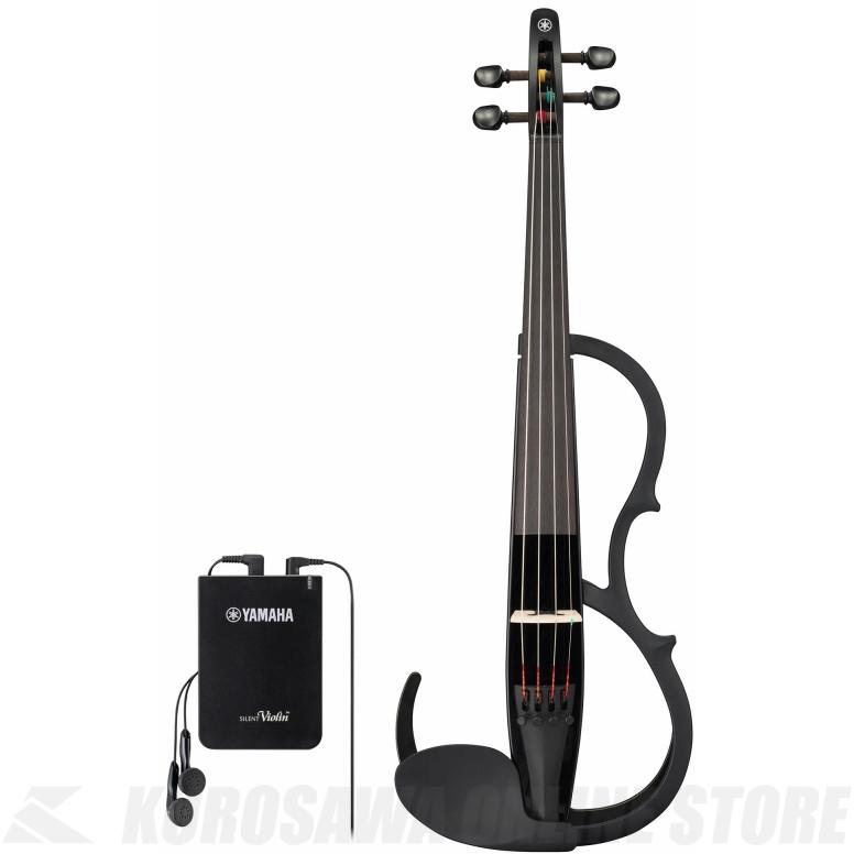 BL Violin Silent 弓・ハードケース・松脂付きセット 【送料無料】(ご予約受付中) YAMAHA 《サイレントバイオリン》 YSV104S