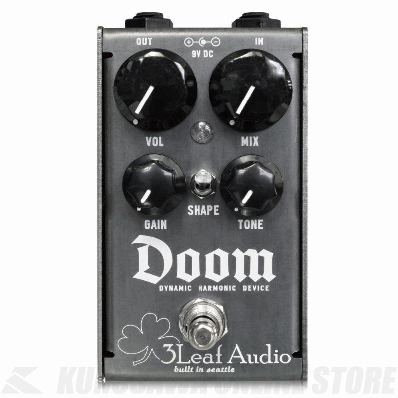 3Leaf Audio / Doom (エフェクター/ファズ)(送料無料)
