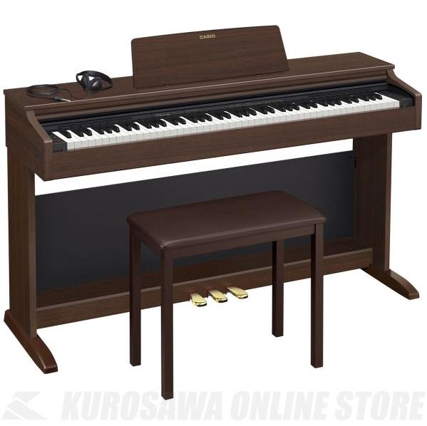 Casio CELVIANO AP-270 BN オークウッド調 (デジタルピアノ)(配送設置料無料)(9月8日発売・ご予約受付中)