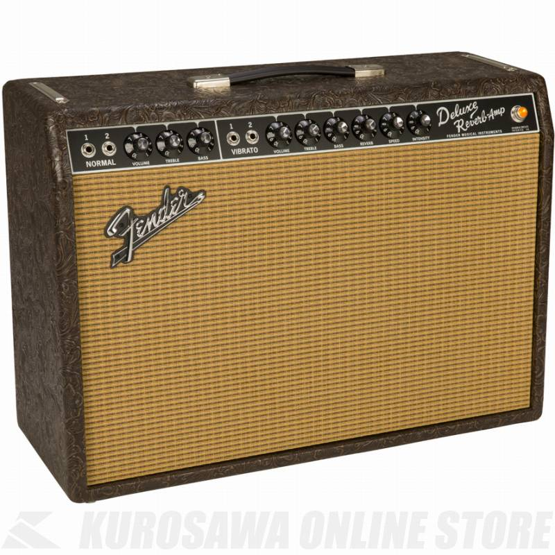 Fender Limited Edition '65 Deluxe Reverb Western Wheat Alnico, 100V JPN (ギターアンプ/コンボアンプ)