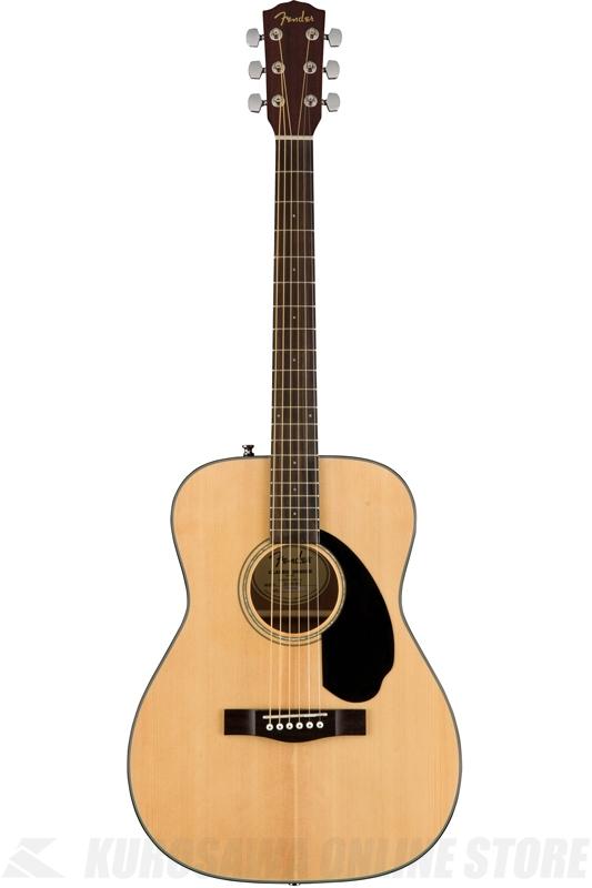 Fender CC-60S, Natural [0961708021] (アコースティックギター)(送料無料)(ご予約受付中)