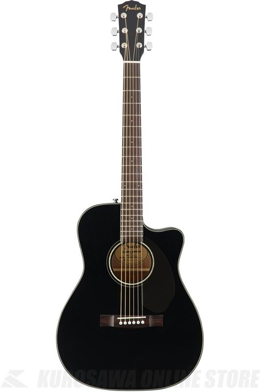 Fender CC-60SCE, Black [0961710006] (アコースティックギター)(送料無料)