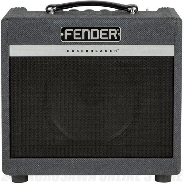 Fender Bassbreaker 007 Combo, 100V JPN [No.2260007000] (ギターアンプ/コンボアンプ)(送料無料)