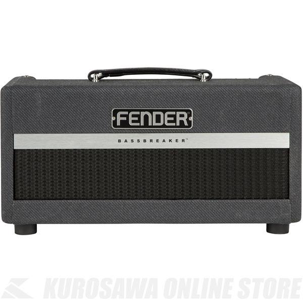Fender Bassbreaker 15 Head, 100V JPN [No.2263007000] (ギターアンプ/ヘッドアンプ)(送料無料)