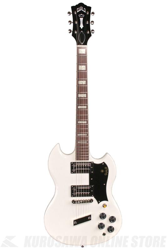 Guild S-100 POLARA WHT (エレキギター)(送料無料)