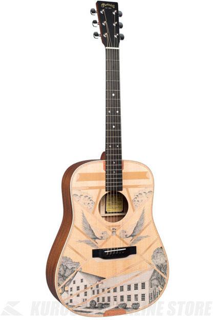 Martin Custom Signature Editions D-Boak (アコースティックギター)(送料無料)