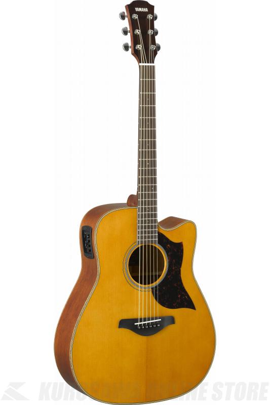 Yamaha A series Aシリーズ A1M VN ヴィンテージナチュラル (アコースティックギター/エレアコ)(送料無料)(ご予約受付中)