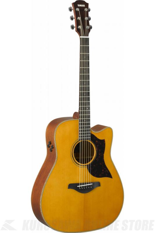 Yamaha A series Aシリーズ A3M ARE VN ヴィンテージナチュラル (アコースティックギター/エレアコ)(送料無料)
