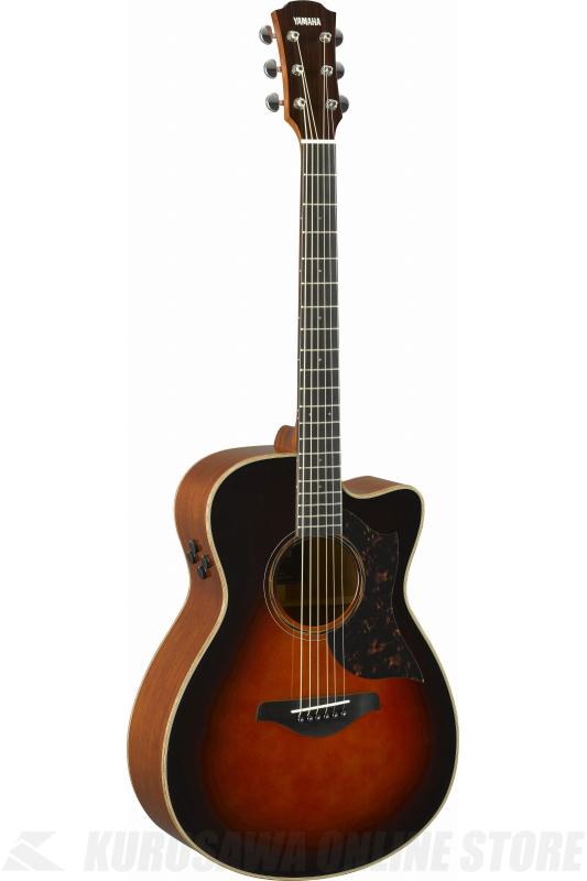 Yamaha A series Aシリーズ AC3M ARE TBS タバコブラウンサンバースト (アコースティックギター/エレアコ)(送料無料)(ご予約受付中)