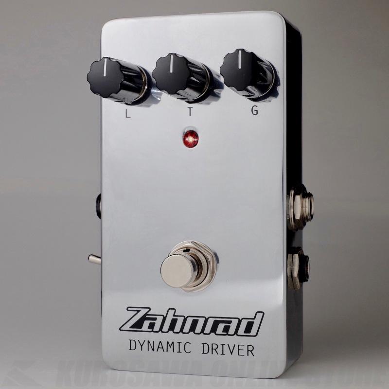 Zahnrad by nature sound Dynamic Driver (エフェクター/オーバードライブ) (送料無料)