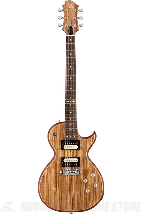 Zemaitis Z24WF ZEBRA Natural (エレキギター)(送料無料)