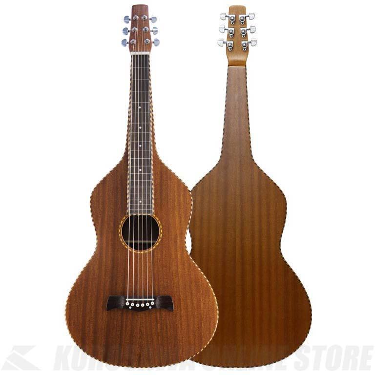 Blanton BW-800 Weissenborn Guitar Rope Binding (ワイゼンボーンタイプギター)(送料無料)