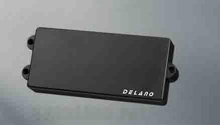 Delano Pickup MM style 5 string pu MC 5 HE / S (ベース用ピックアップ)(送料無料)