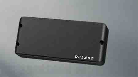 Delano Pickup MM style 6 string pu MC 6 HE / S EB-Type (ベース用ピックアップ)(送料無料)