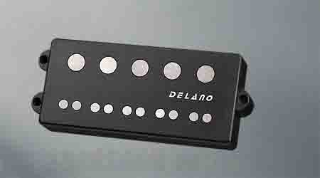 Delano Pickup The HYBRID The HYBRID 5-strings (ベース用ピックアップ)(送料無料)