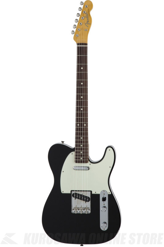 Fender Made in Japan Traditional MIJ 60s Telecaster Custom, Rosewood, Black [5350600306] (エレキギター/テレキャスター)(送料無料)