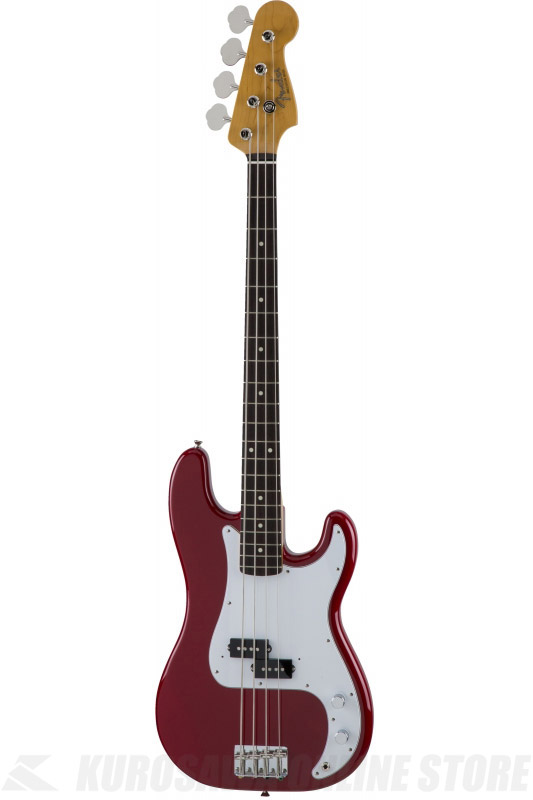 Fender Made in Japan Traditional MIJ '60s Precision Bass , Rosewood, Torino Red [5356000358] (ベース/プレシジョンベース)(送料無料)