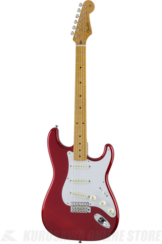 Fender Made in Japan Traditional MIJ '50s Stratocaster , Maple, Candy Apple Red [5359502309] (エレキギター/ストラトキャスター)(送料無料)