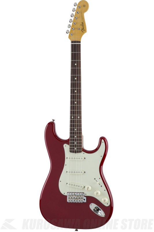 Fender Made in Japan Traditional MIJ '60s Stratocaster , Rosewood, Torino Red [5359600358] (エレキギター/ストラトキャスター)(送料無料)