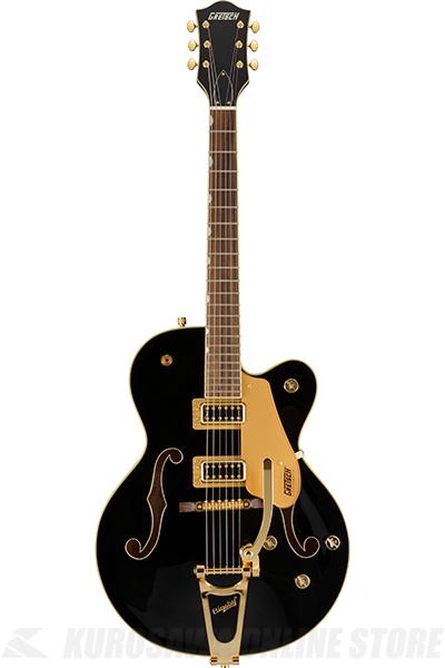 Gretsch G5420TG-FSR Electromatic Hollow Body Single-Cut with Bigsby Black (エレキギター)(送料無料)