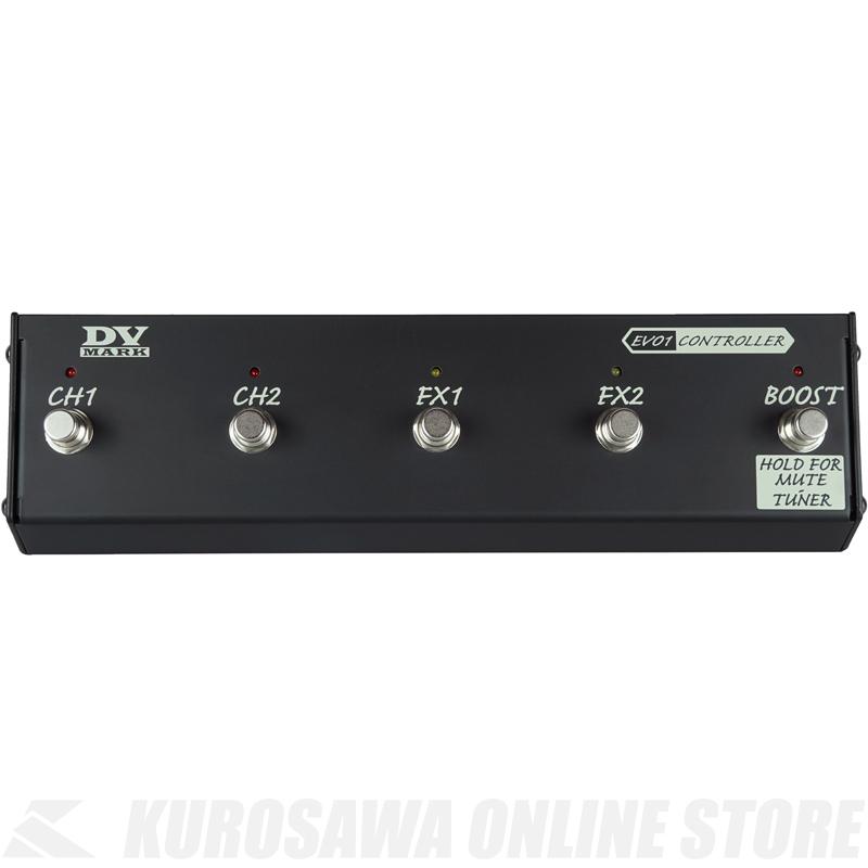 DV MARK DV EVO1 Controller DVM-EVO1/CTR (DV MARK EVO1 専用 MIDIフットコントローラー)(送料無料)