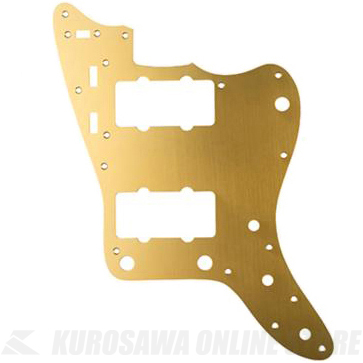 Fender Made In Japan Classic 60s Jazzmaster 12-Hole 1-Ply Gold Anodized Pickguard Made in Japan Model (ピックガード/ジャズマスター用)(送料無料)(ご予約受付中)