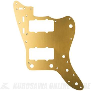春のコレクション Fender Made In Gold Japan Classic 60s Jazzmaster 12-Hole Model 1-Ply Japan Gold Anodized Pickguard Made in Japan Model (ピックガード/ジャズマスター用)(送料無料), 牟礼町:e589893b --- masaks.xyz