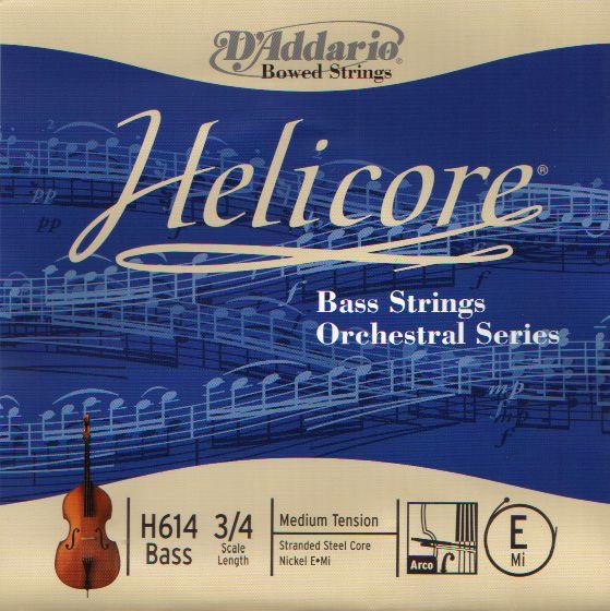 D'Addario Bass ''Helicore Bass Strings Orchestral Orchestral Series'' D'Addario【SET】【新品】【日本総本店在庫品】, ヒキグン:670da941 --- data.gd.no
