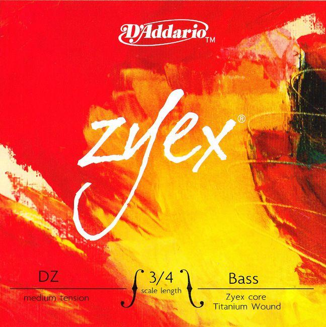 D'Addario ''Zyex (LIGHT) BASS''【SET】【新品】【日本総本店在庫品】